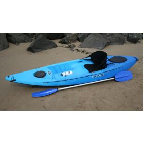 Squid  Sit-on-Top Kayak with Backrest by Australis