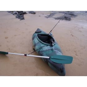 Bass Angler Kayak with Pod by Australis