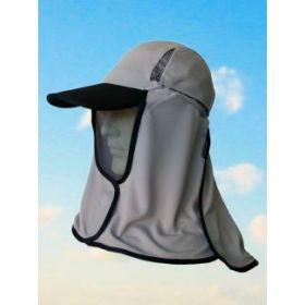Legionnaires Style Kalahari Hat by Uveto - Silver Grey