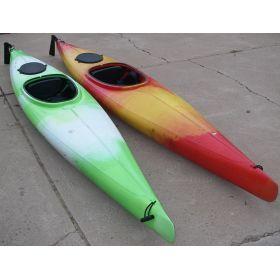Platypus Recreational Flat Water Touring Kayak with Rudder by Australis