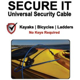 Secure It - Universal Security Cable