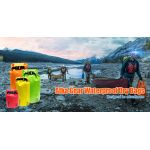 Heavy Duty Dry Bags by Atka