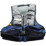 Fisher Inflatable 150N PFD Front by Ultra