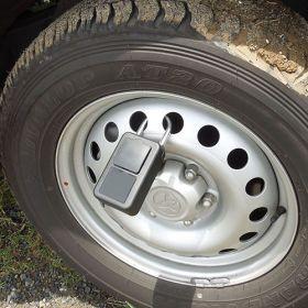 Wheel Key Vault by Kanulock