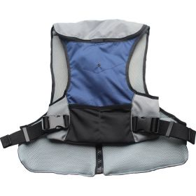 Fisher Inflatable 150N PFD rear by Ultra